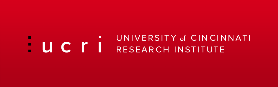 University of Cincinnati Research Institute site logo (opens in a new window)