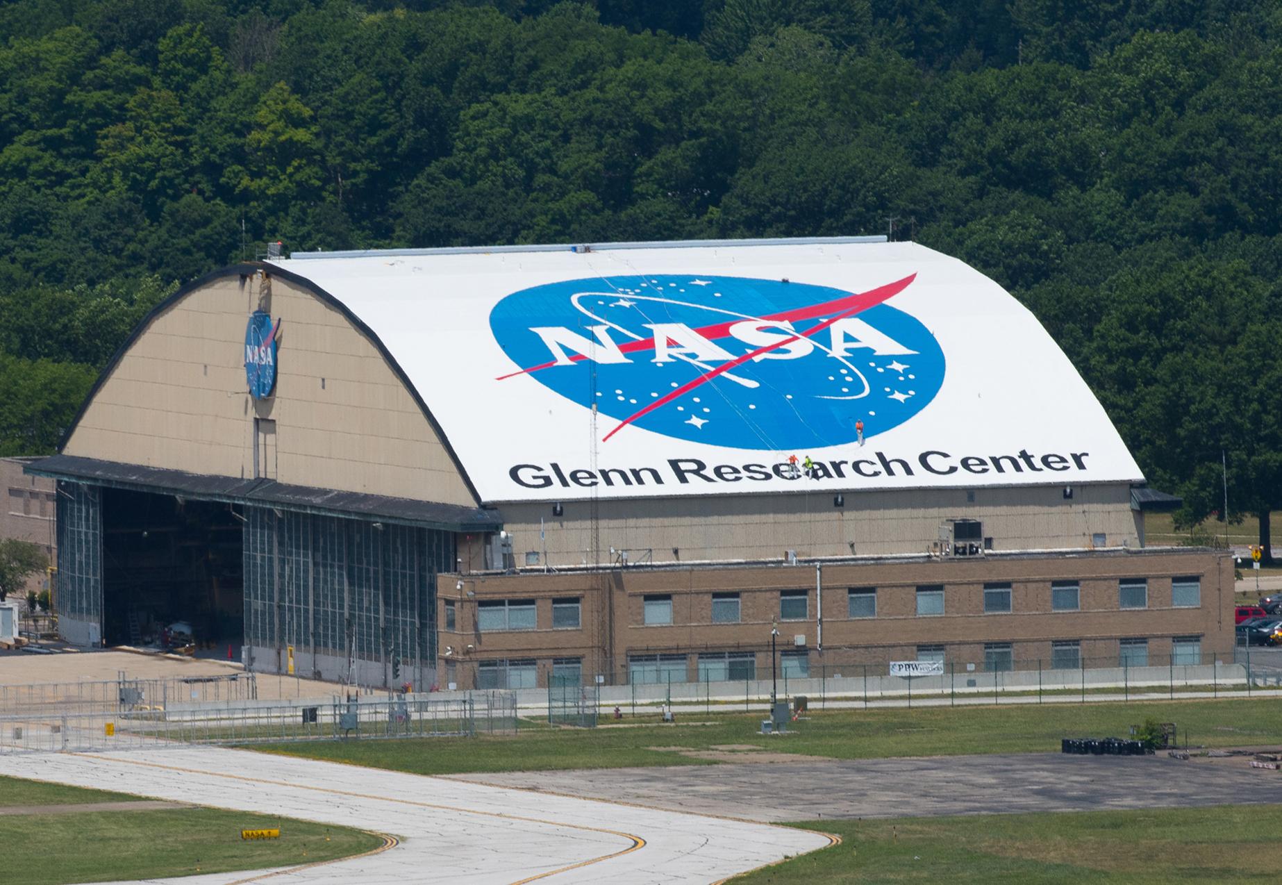 Image of Nasa's John Glenn Research Center